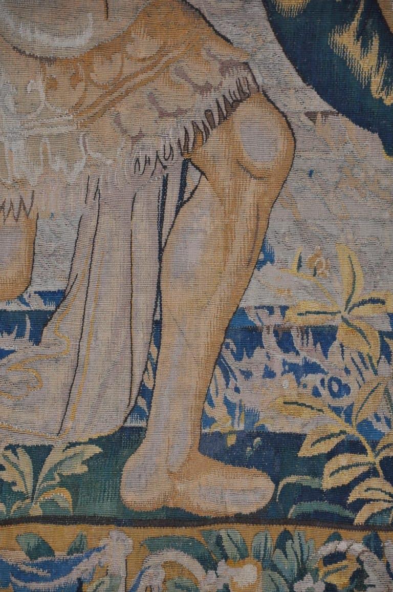 restauro aubusson arazzi Italia